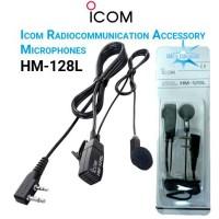 Earphone HT ICOM HM-128L (V80, V88, U80,U88, T70A)