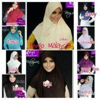 Hijab / Kerudung / Pashmina / Pastan / Jilbab Instan Bergo Malaysia