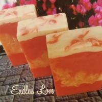 PERFUMERY NATURAL HANDMADE SOAP : ENDLESS LOVE