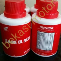 oli sok oil shock honda original SHOWA 175ML