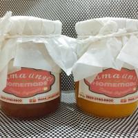 homemade srikaya jam