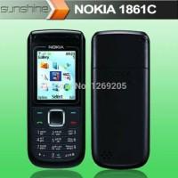 Handphone NOKIA 1861C | HP N1861C | Radio FM juga MP3 Classic Booor!!!