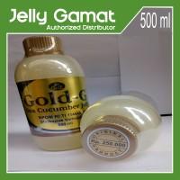 harga Jelly Gamat Gold G Sea Cucumber 500 Ml Asli Tokopedia.com