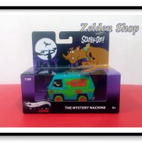 Mainan Diecast Hot Wheels Elite One Scooby Doo - The Mystery Machine