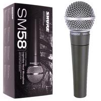 SHURE SM-58 MIC/MIK/MICROPHONE/MIKROFON KABEL SM58