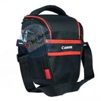 Tas Kamera Dslr Canon & Nikon Model Trendy Praktis