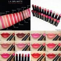 Jual LA GIRL LIP STICK / Lagirl 3D Matte Flat Velvet Lipstic Limited Murah