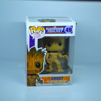 Jual Funko Pop Guardian of The Galaxy GROOT 49 FUNKO POP GUARDIAN OF THE Murah