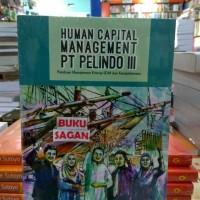 BUKU HUMAN CAPITAL MANAGEMENT PT PELINDO III. Nugroho Dwi. sk