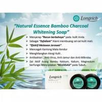 Sabun Arang Bambu / Bamboo Charcoal Soap