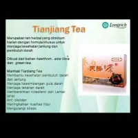 Tianjiang Tea Longrich