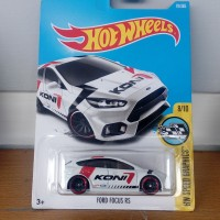 HOT WHEELS - Ford Focus RS