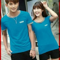 Cp T-Shirt Levis Turkis Kaos Couple Terbaru Baju Couple Terbaru