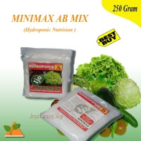 Nutrisi AB Mix / Minimax /AB Mix/ Hidroponik / Pupuk / Best Seller