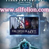 Final Fantasy XIV 60 Days Game Time (US) untuk PC PS3 PS4 FF XIV