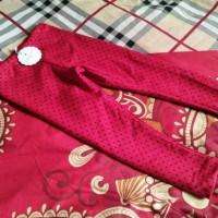 Celana Leging anak 1-4th merah polkadot legging branded import