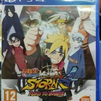 bd ps4 kaset game NARUTO UNS 4 road to boruto
