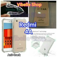 Softcase AntiCrack Xiaomi Redmi 4A 4 A Anti Crack Shock Case Redmi4A 4
