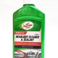 Turtle Wax Renew Rx HEADLIGHT SEALANT & CLEANER 2in1