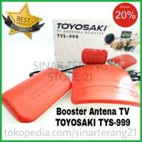 harga Boster Tv Toyosaki Tys-999 Booster Antena Penguat Sinyal Led Tys999 Tokopedia.com