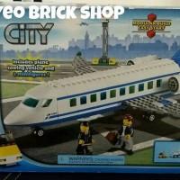 Lego City 3181 Pasaanger Plane