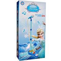 Microphone MP3 Frozen Happy Little Singer - Kado Anak Murah