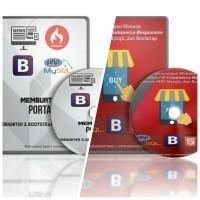 PAKET DVD TOKO ONLINE PHP NATIVE DAN PORTAL BERITA IONAUTH CODEIGNITER