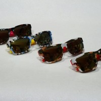 Kacamata Hitam Gaya Uv Protection Sunglasses Anak Keren Bagus