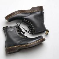 Jual Sepatu Boot pria wanita Docmart Dr Martens style Boston Exodus Murah