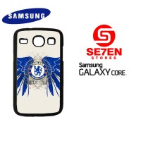 Casing HP Samsung Galaxy Core 1 chelsea Wing Custom Hardcase Cover