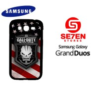 Casing HP Samsung Grand Duos Call of duty Black Ops Custom Hardcase Co
