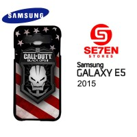 Casing HP Samsung E5 2015 Call of duty Black Ops Custom Hardcase Cover