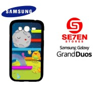 Casing HP Samsung Grand Duos Cute Wallpapers Custom Hardcase Cover