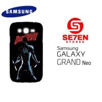 Casing HP Samsung Grand Neo Daredevil Custom Hardcase