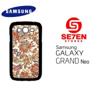 Casing HP Samsung Grand Neo batik 2 Custom Hardcase