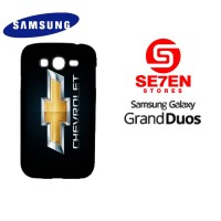 Casing HP Samsung Grand Duos Chevrolet Logo Custom Hardcase Cover