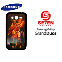 Casing HP Samsung Grand Duos centaur war runner Custom Hardcase Cover
