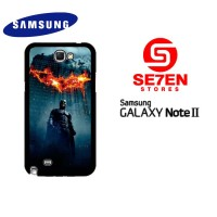 Casing HP Samsung Galaxy Note 2 Batman Custom Hardcase
