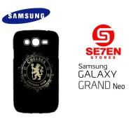 Casing HP Samsung Grand Neo chelsea fc logo Custom Hardcase