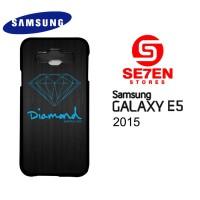 Casing HP Samsung E5 2015 Blue Diamond Supply Custom Hardcase Cover