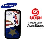 Casing HP Samsung Grand Duos Atletico Madrid Custom Hardcase Cover
