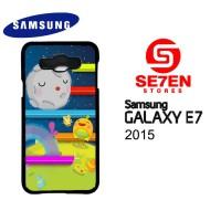 Casing HP Samsung E7 Cute Wallpapers Custom Hardcase Cover