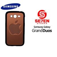 Casing HP Samsung Grand Duos Best Apple Logo Custom Hardcase Cover