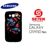 Casing HP Samsung Grand Neo basket shirt Custom Hardcase