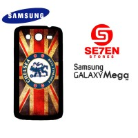 Casing HP Samsung Mega 5,8 Chelsea new 2 Custom Hardcase