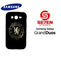 Casing HP Samsung Grand Duos chelsea fc logo Custom Hardcase Cover