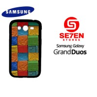 Casing HP Samsung Grand Duos colorfull wall Custom Hardcase Cover