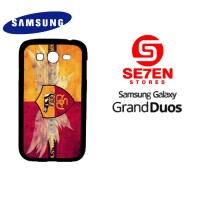Casing HP Samsung Grand Duos AS Roma 2 Custom Hardcase Cover