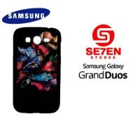 Casing HP Samsung Grand Duos basket shirt Custom Hardcase Cover