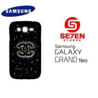 Casing HP Samsung Grand Neo chanel logo Custom Hardcase